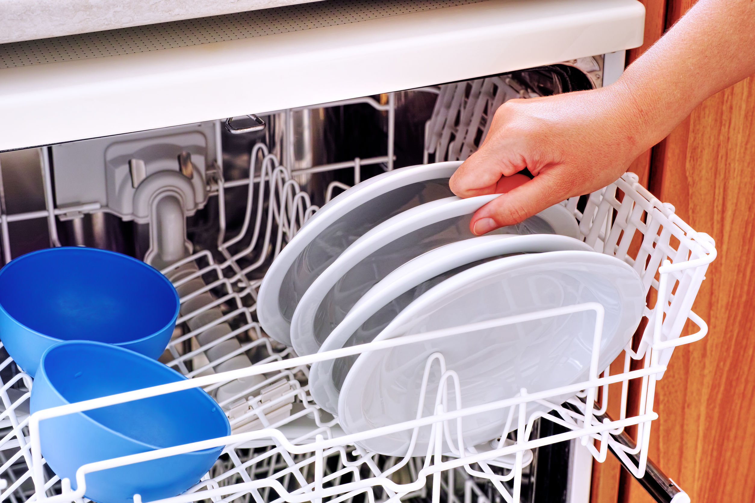 lavando platos 1
