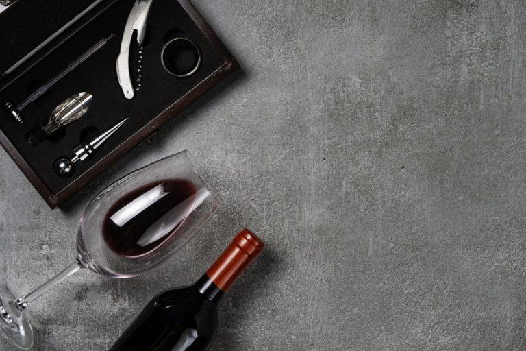Accesorios para vino