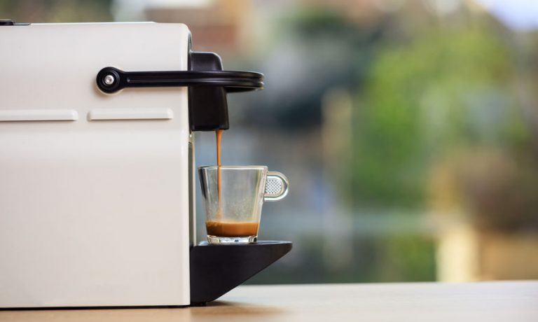 Máquina espresso