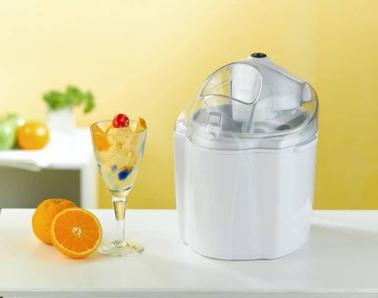Maquina de helados nueva