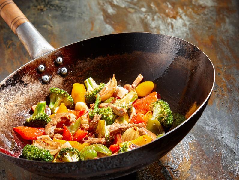 wok frito