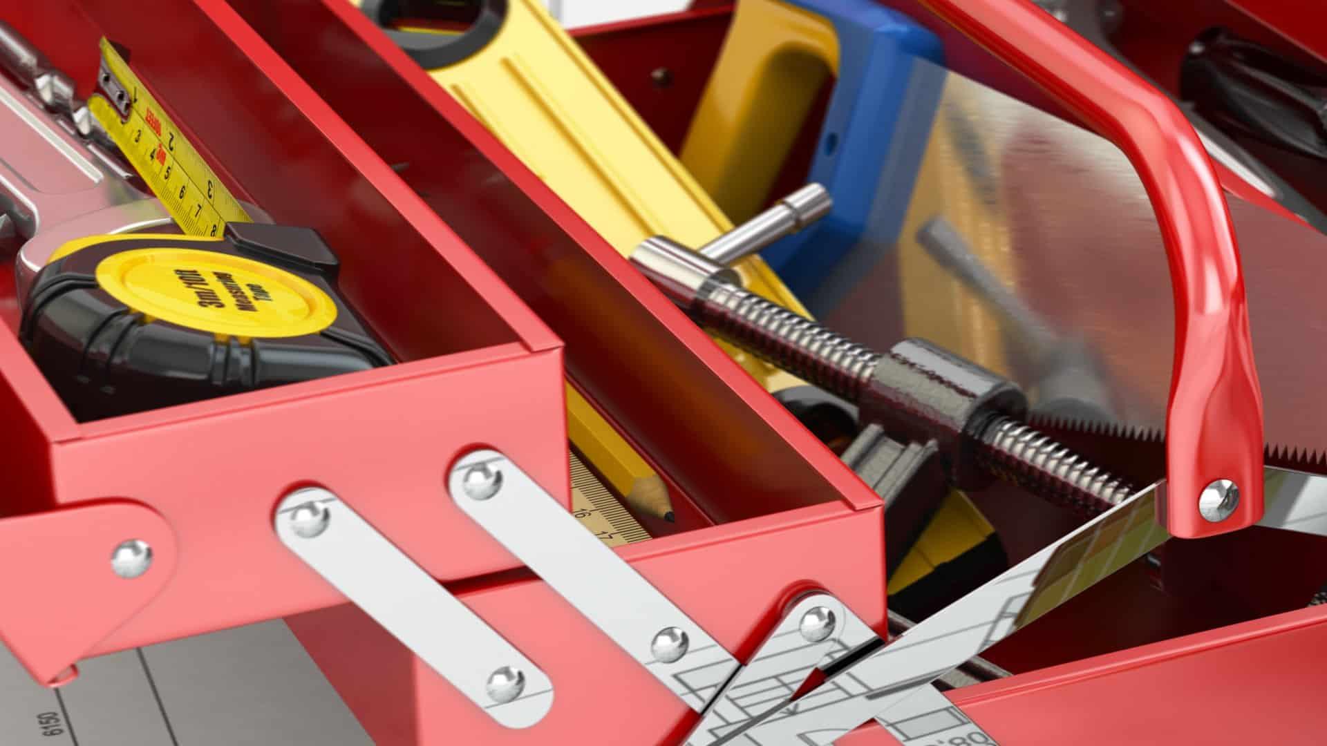 Cajas de herramientas: ¿Cuáles son las mejores del 2020?