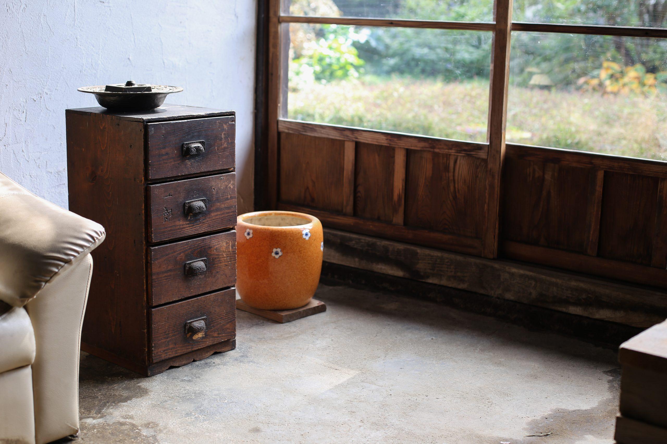 muebles vintage para decoración