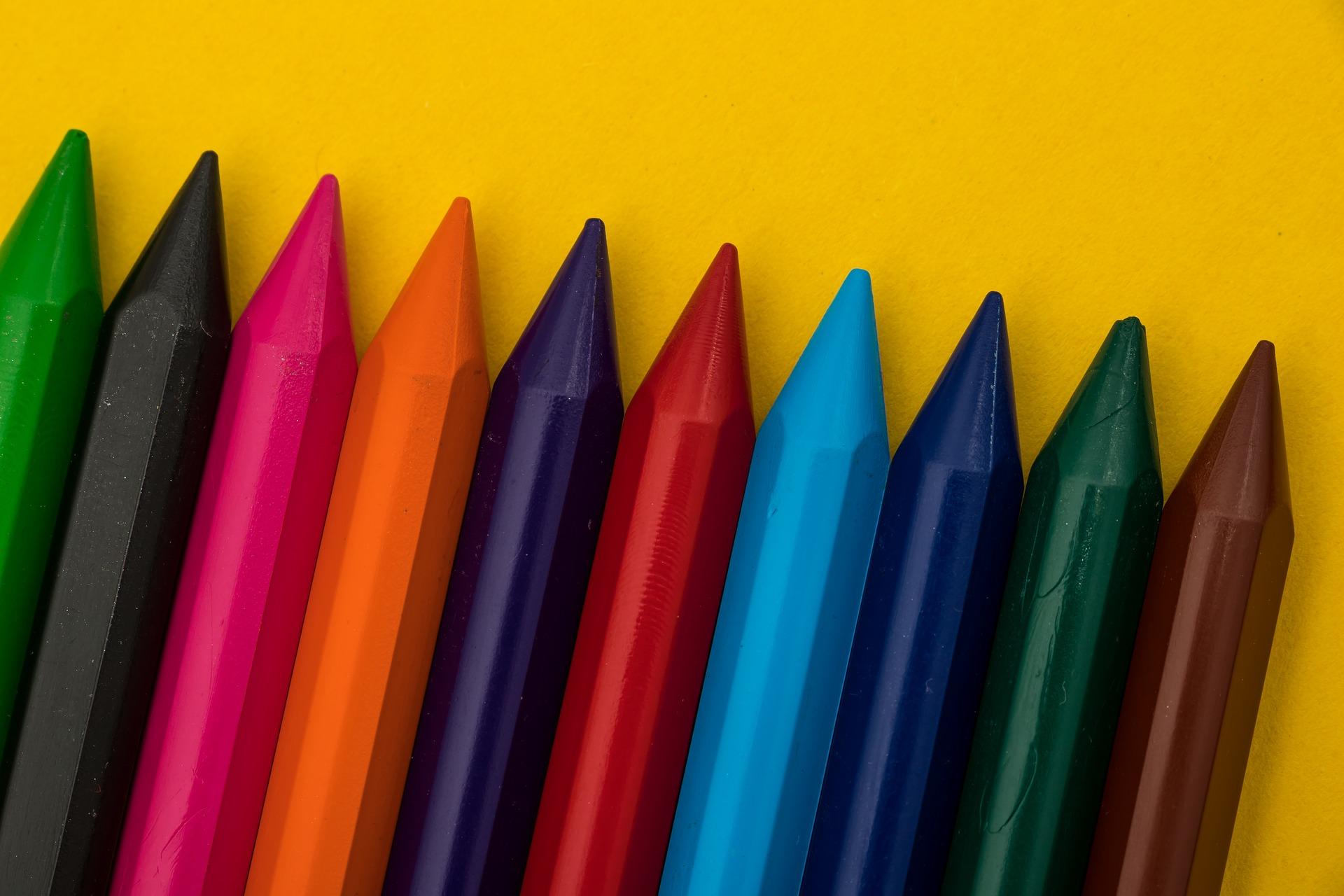 Crayolas: ¿Cuáles son las mejores del 2021?