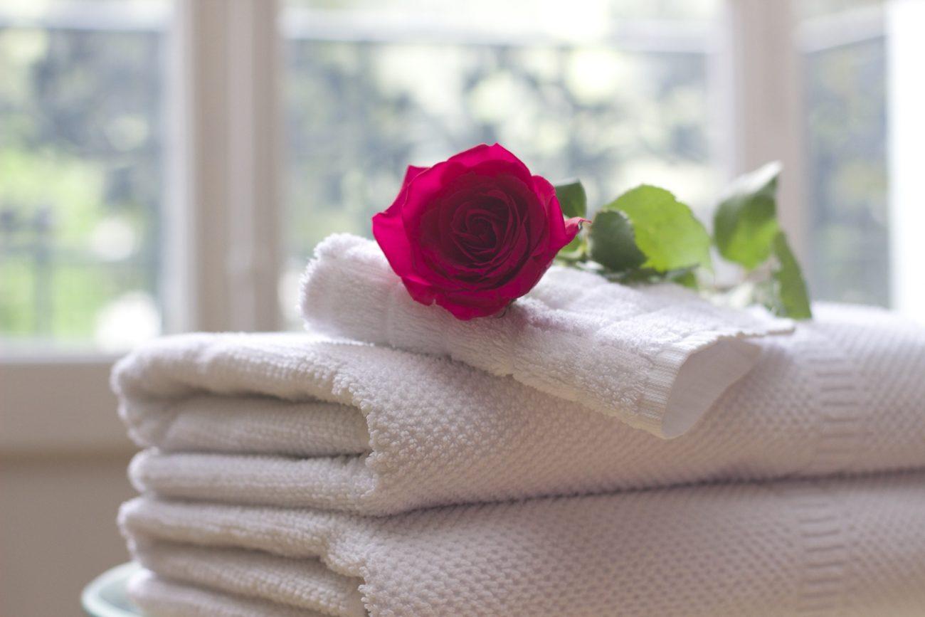 toallas suaves de secadora