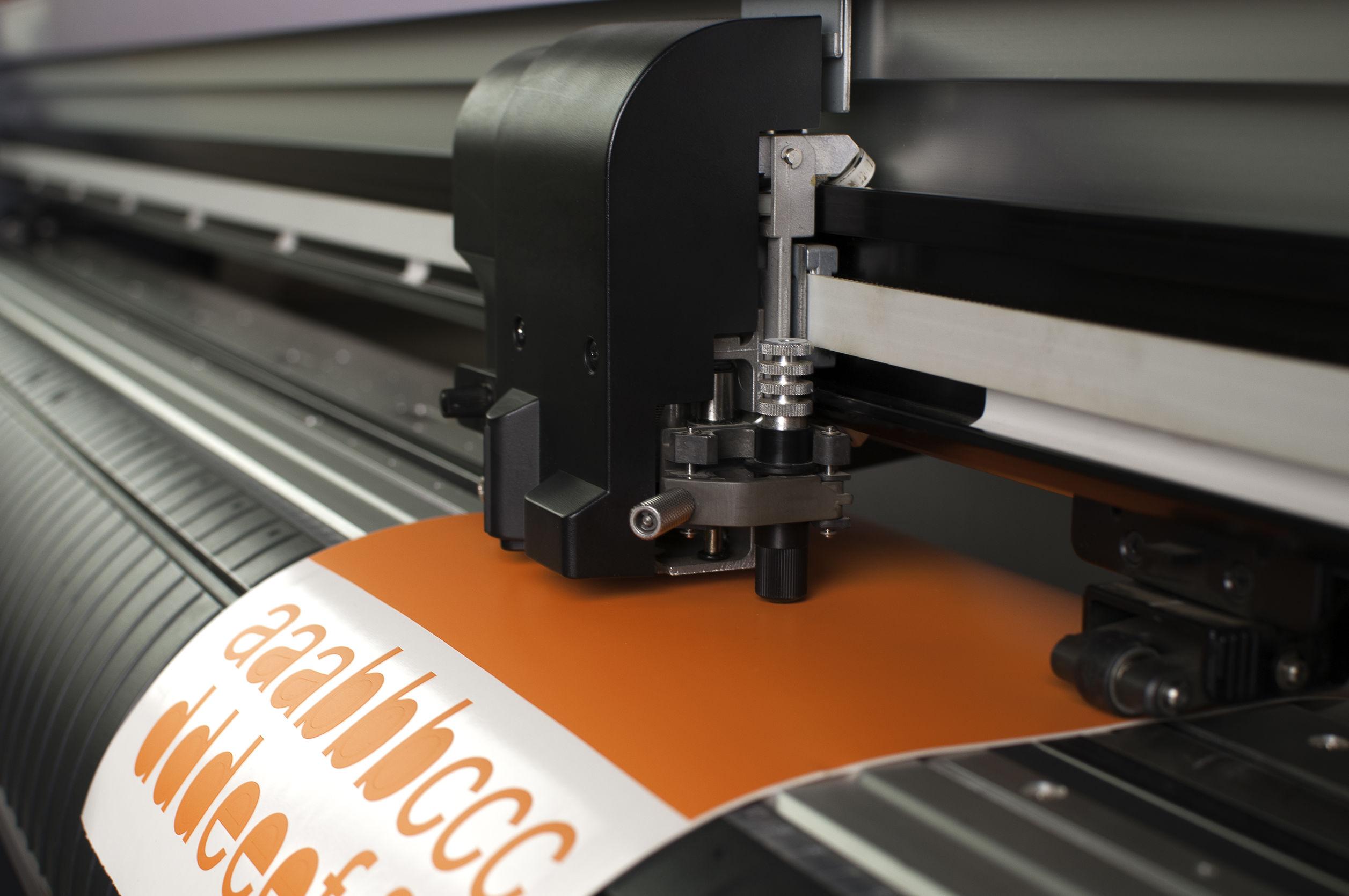 Imagen de Plotter de corte de papel