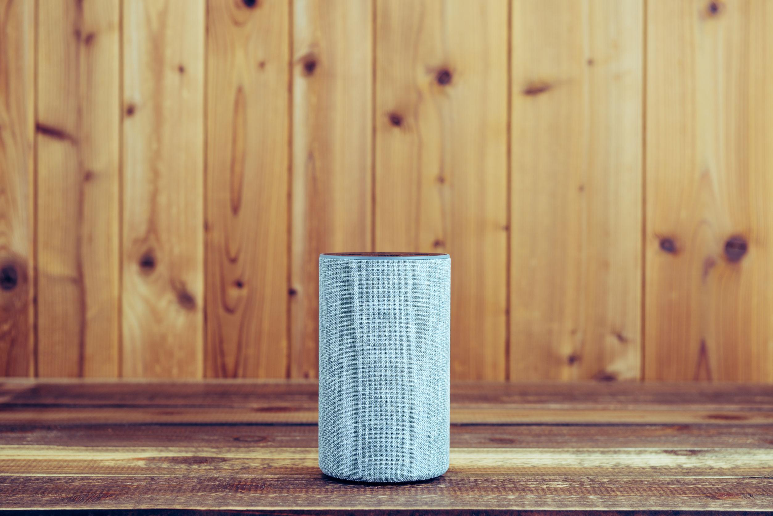 ¿Qué es un home speaker?