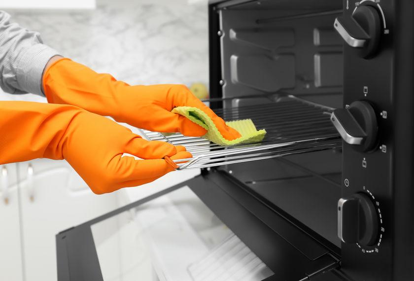 guantes anaranjados