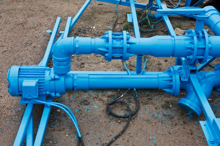 conexion de agua
