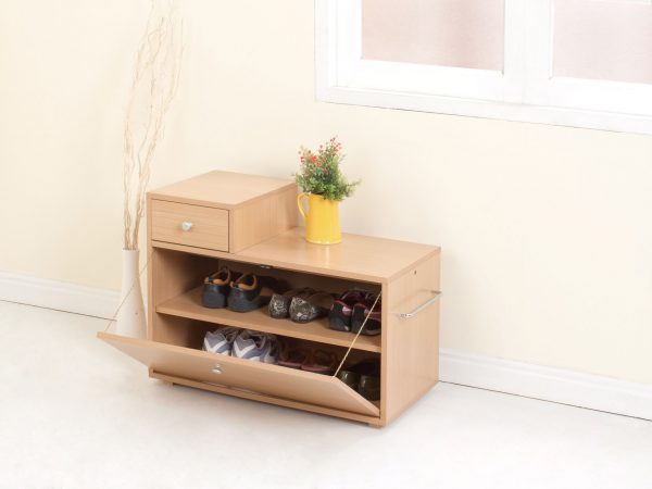17222292 – wooden shoe closet with drawer