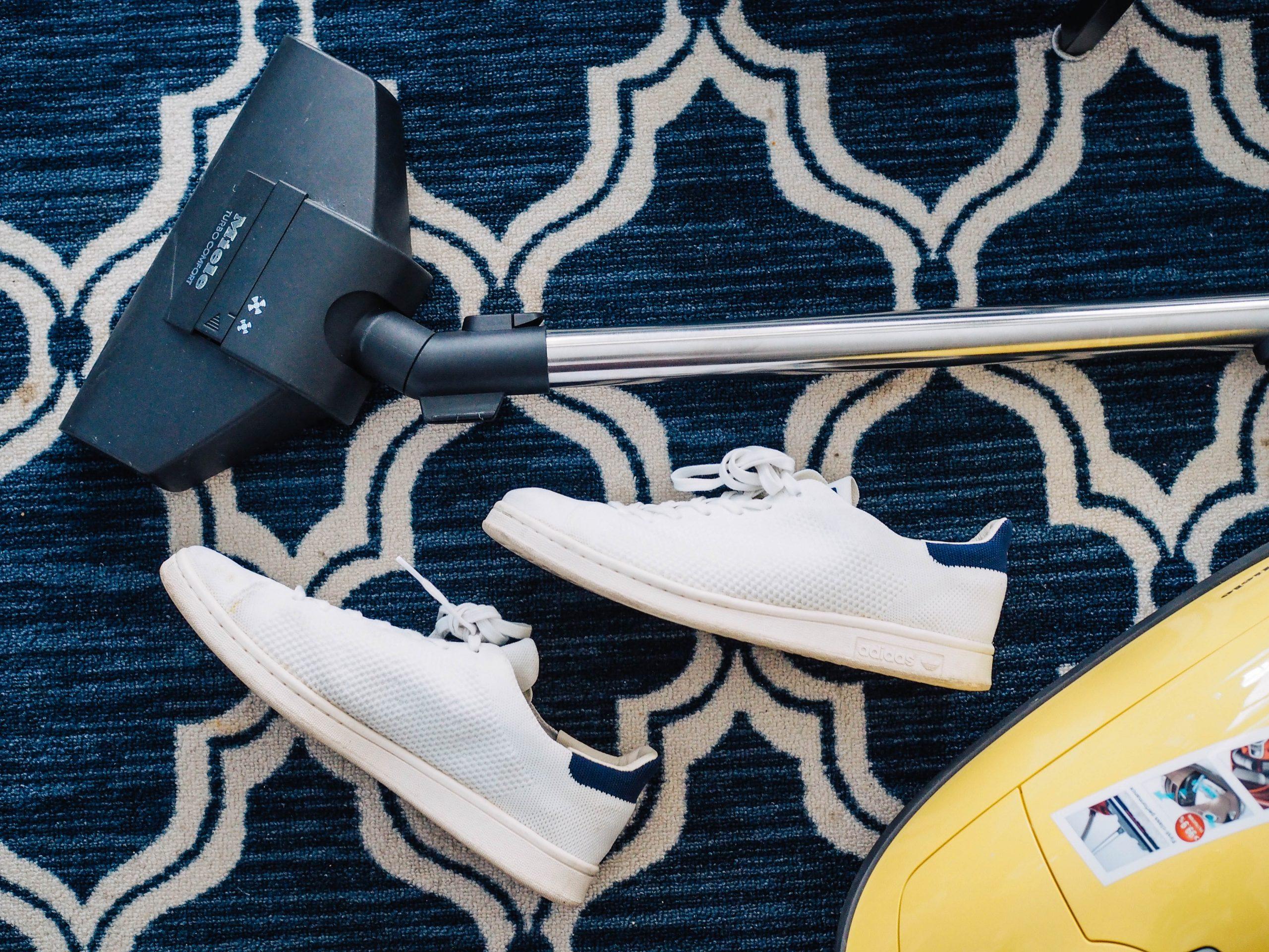 aspiradora de alfombra