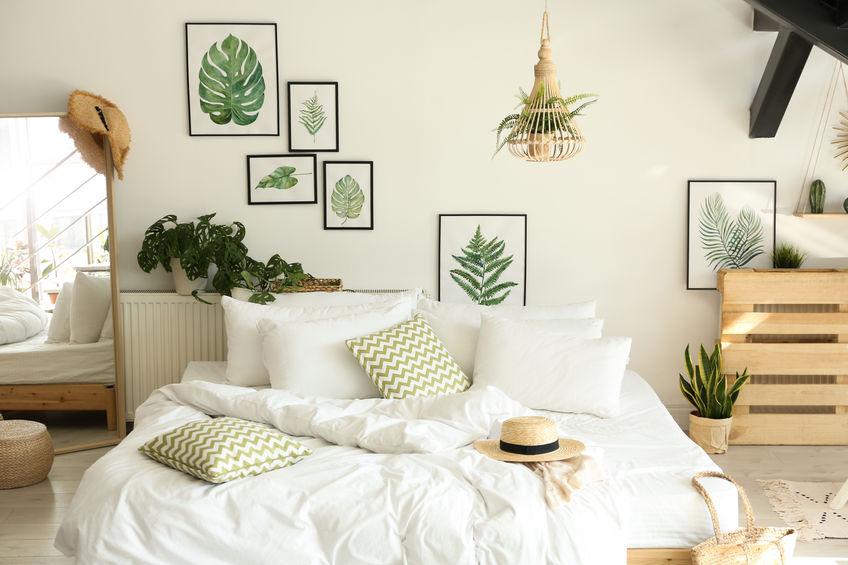 habitacion decorada