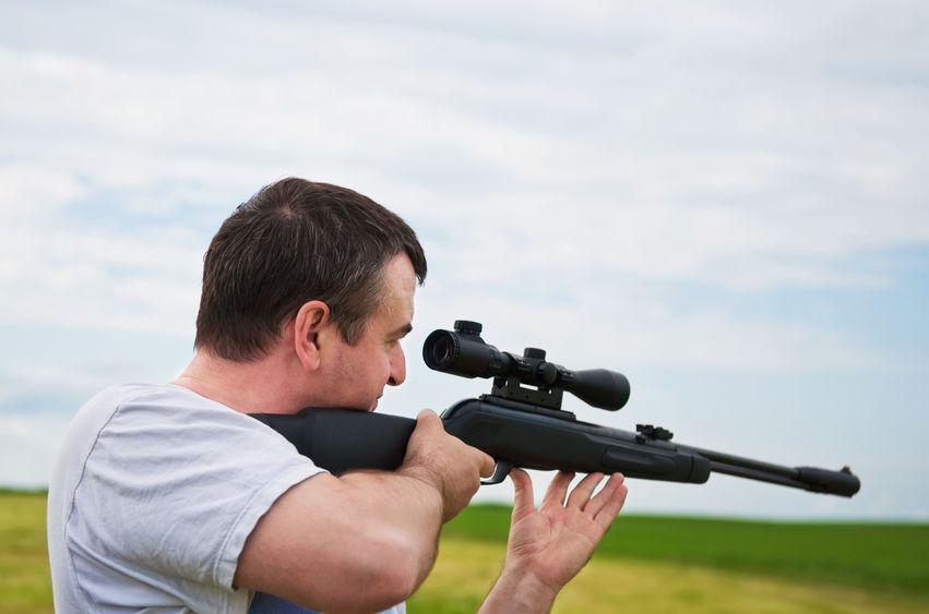 rifle de juguete