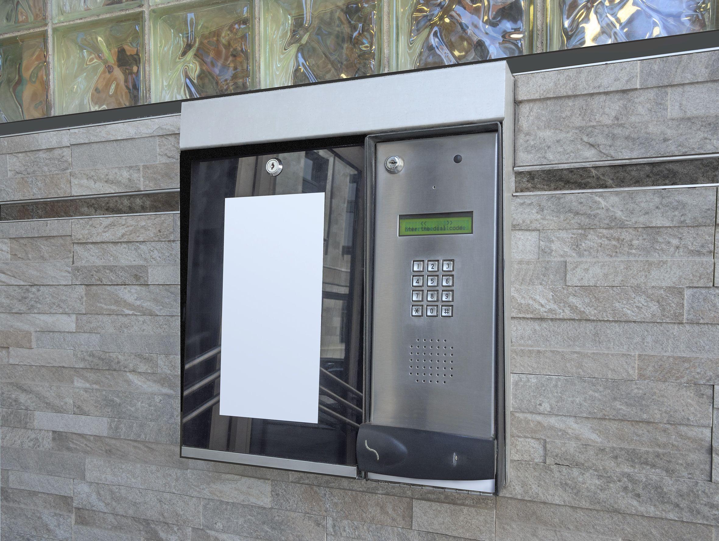 eclado de acceso de entrada y portero automático