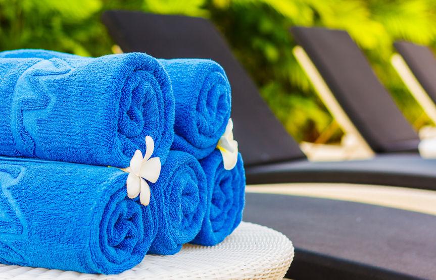 toallas de playa
