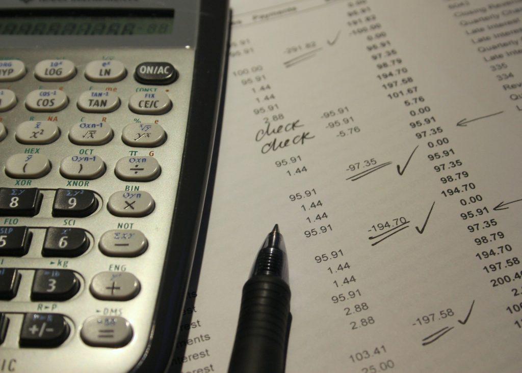 calculos de cuentas