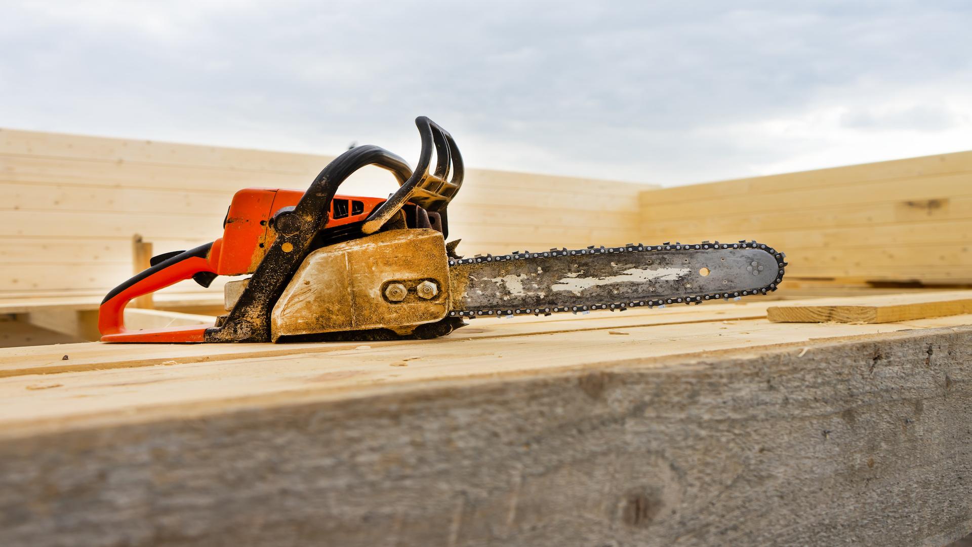 sierra de cortar madera