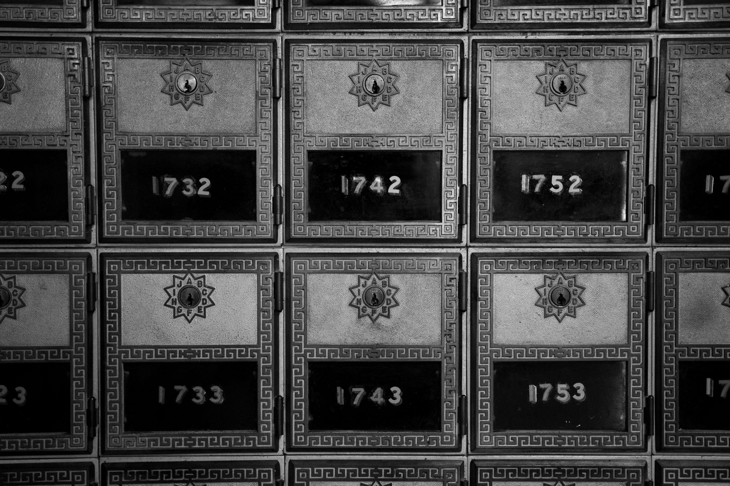 cajas fuertes de banco