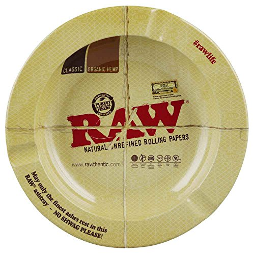 Cenicero metálico RAW